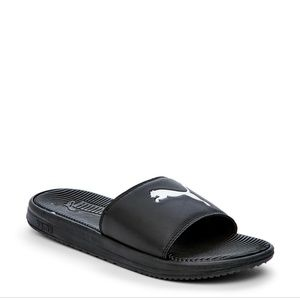 """Puma""  Mens Size 8 Slides"